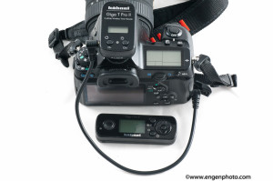 Hahnel RF Shutter Release and Pentax K-7